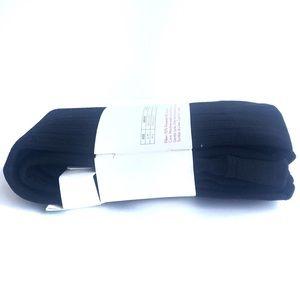 Xhilaration Accessories - Xhilaration Black Fleece Lined Tights Size M/L NWT